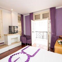 TTC Hotel Premium Ngoc Lan 4* Номер Делюкс с различными типами кроватей фото 4