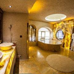 Gamirasu Hotel Cappadocia 5* Люкс с различными типами кроватей