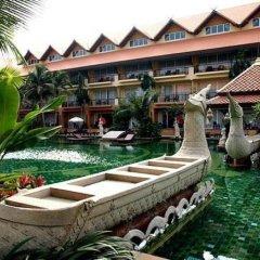 Отель Villa Thongbura 3* Студия с различными типами кроватей фото 39