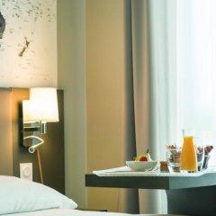 Отель Appart'City Confort Le Bourget - Aéroport Студия с различными типами кроватей фото 12