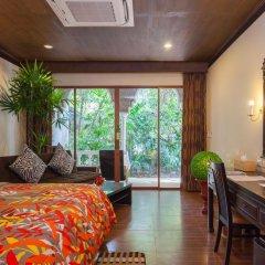 Отель Tropica Bungalow Resort 3* Номер Делюкс с различными типами кроватей фото 15