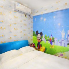 Апартаменты Guangzhou Chimelong Heefun International Service Apartment Гуанчжоу детские мероприятия фото 2