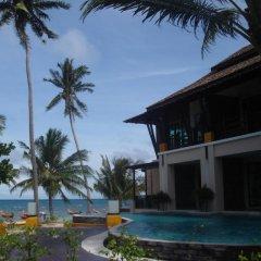 Отель Seashell Resort Koh Tao 3* Стандартный номер с различными типами кроватей фото 10