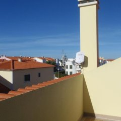 Отель Casa da Luz балкон