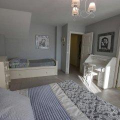 Отель La Morada del Cid Burgos 3* Стандартный номер с различными типами кроватей фото 14
