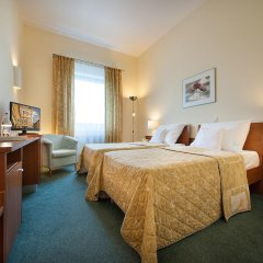 Ramada Airport Hotel Prague 4* Номер Бизнес с двуспальной кроватью фото 2