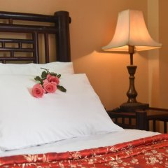 Queen Travel Boutique Hotel - Hang Bac 3* Номер Делюкс фото 6