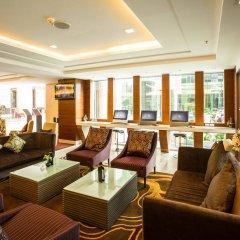 Отель Grand Four Wings Convention Бангкок гостиничный бар