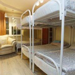 Hostel na Preobrazhenke Tut Zhivut Кровать в общем номере с двухъярусной кроватью фото 4