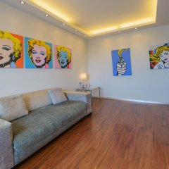 Гостиница Partner Guest House Shevchenko 3* Апартаменты с различными типами кроватей фото 5