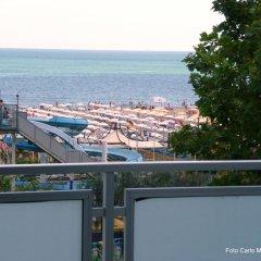 Hotel Sole Mio балкон