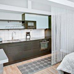 Отель Avenue A1 Улучшенные апартаменты с различными типами кроватей фото 34