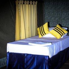 Отель Tuskers Camping комната для гостей фото 2