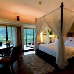 Отель Hilton Phuket Arcadia Resort and Spa 5* Номер Делюкс двуспальная кровать фото 3