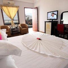 Hanoi Golden Hotel 3* Номер Делюкс с различными типами кроватей фото 17