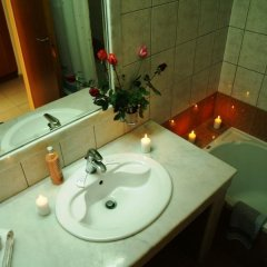 Anastasia Hotel 3* Стандартный семейный номер с различными типами кроватей фото 7