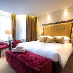 Отель Ten Manchester Street 4* Номер категории Эконом с различными типами кроватей фото 5