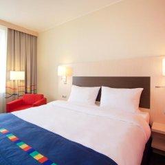 Гостиница Park Inn by Radisson Ярославль 4* Стандартный номер с различными типами кроватей фото 2