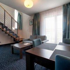 Отель Golden Tulip Gdansk Residence 4* Стандартный номер с различными типами кроватей фото 5