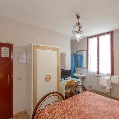 Hotel Masaccio Номер с общей ванной комнатой с различными типами кроватей (общая ванная комната) фото 8