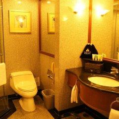 Отель Capital Hotel Китай, Пекин - 8 отзывов об отеле, цены и фото номеров - забронировать отель Capital Hotel онлайн ванная фото 2