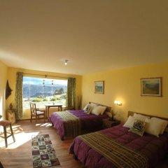 Отель Mirador del Titikaka комната для гостей фото 5