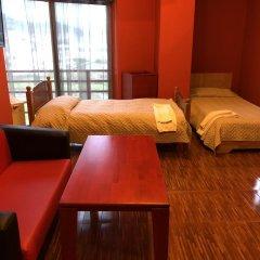 Hotel Class 3* Стандартный семейный номер с двуспальной кроватью фото 7