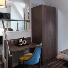 Отель Hallmark Inn Manchester South 3* Улучшенный номер с различными типами кроватей фото 12