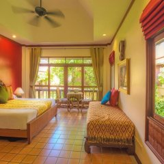 Отель Rabbit Resort Pattaya 4* Стандартный номер с различными типами кроватей фото 4
