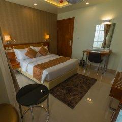 Отель Unima Grand 3* Люкс с различными типами кроватей фото 3