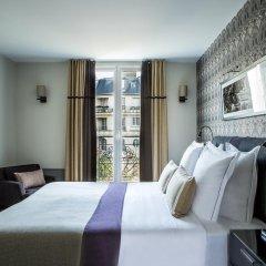 Hotel Aiglon 4* Улучшенный номер с различными типами кроватей фото 2