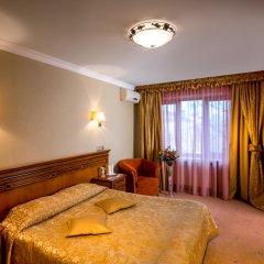 Гостиница Євроотель 3* Полулюкс с двуспальной кроватью фото 6