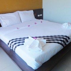 Отель Benjamas Place Номер Делюкс с различными типами кроватей фото 15