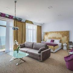 Гостиница Panorama De Luxe 5* Полулюкс разные типы кроватей фото 11