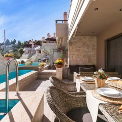 Отель Kassandra Village Resort балкон