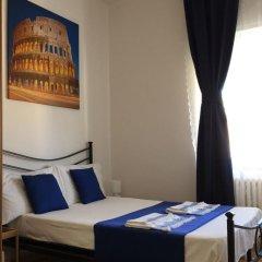 Отель The 7th Floor in Rome Стандартный номер с различными типами кроватей фото 5