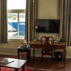 Victoria Hotel 3* Номер Делюкс с различными типами кроватей фото 4