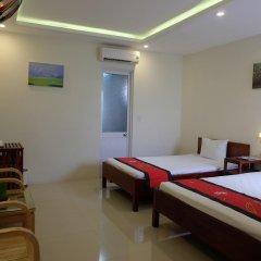 Отель Champa Hoi An Villas 3* Стандартный номер с различными типами кроватей фото 2