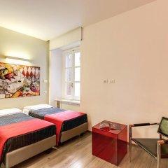Отель Residenza Borghese 3* Стандартный номер с двуспальной кроватью