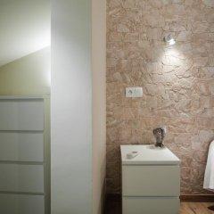 Отель Suites You Nickel Испания, Мадрид - отзывы, цены и фото номеров - забронировать отель Suites You Nickel онлайн ванная фото 2