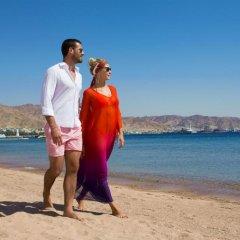 Отель InterContinental Resort Aqaba пляж