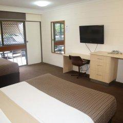 Cannonvale Reef Gateway Hotel 3* Студия с различными типами кроватей фото 14