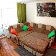 Апартаменты Альфа Апартаменты Красный Путь Студия с различными типами кроватей фото 18