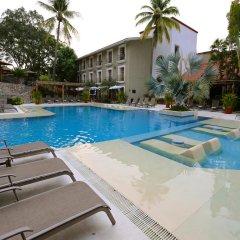 Отель Binniguenda Huatulco - Все включено бассейн