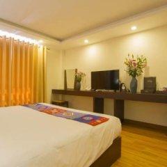 Freesia Hotel 4* Улучшенный номер с двуспальной кроватью фото 3