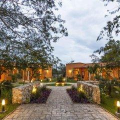 Отель Hacienda Santa Cruz 4* Номер Делюкс с различными типами кроватей