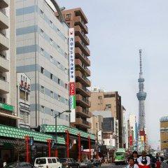 Asakusa Central Hotel 3* Стандартный номер с различными типами кроватей фото 2