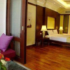 Отель Duangjitt Resort, Phuket 5* Семейный люкс с двуспальной кроватью