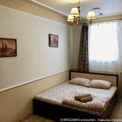 Гостиница Kharkovlux 2* Стандартный номер с различными типами кроватей фото 13