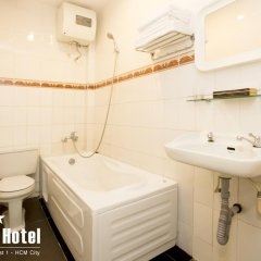 Saigon Crystal Hotel 2* Люкс с различными типами кроватей фото 5